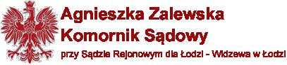 Agnieszka Zalewska - Komronik Łódź - Widzew